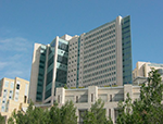 Клиника Хадасса.